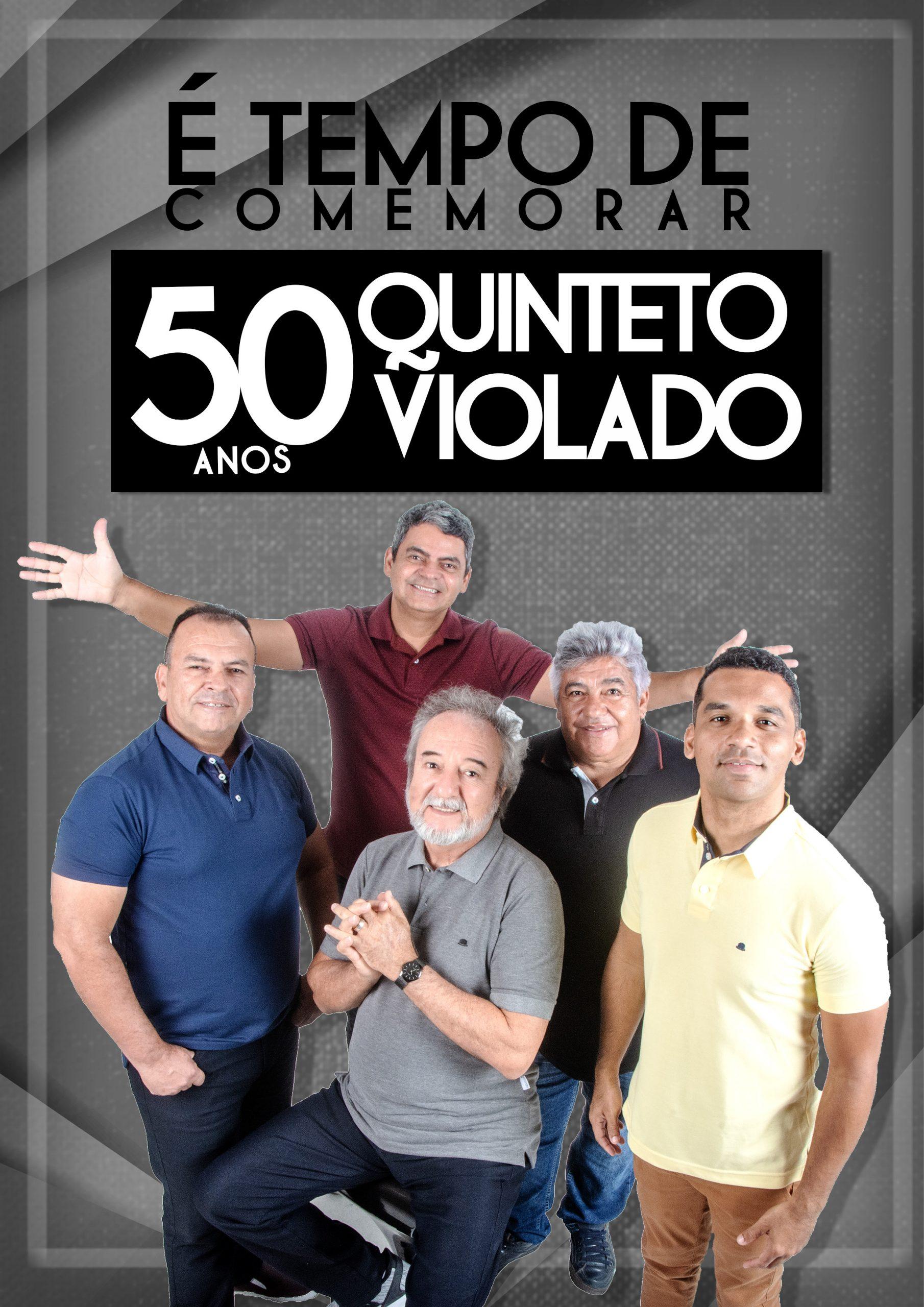 TEMPO – 50 anos do Quinteto Violado